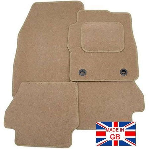 Fitted Car Mats-Renault Clio MK5 (2012 Onwards)- Personalise Online
